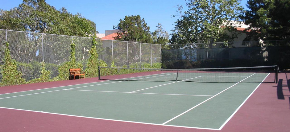 tennis at Montecito Shores