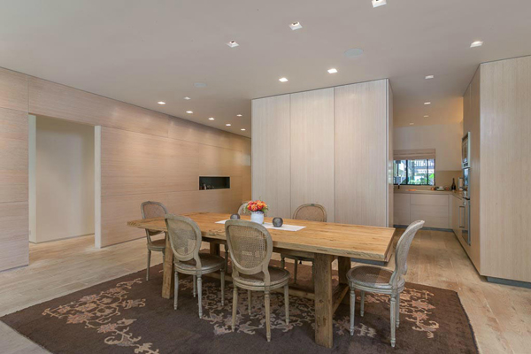 1350 Plaza Pacifica, a Bonnymede condo, dining room